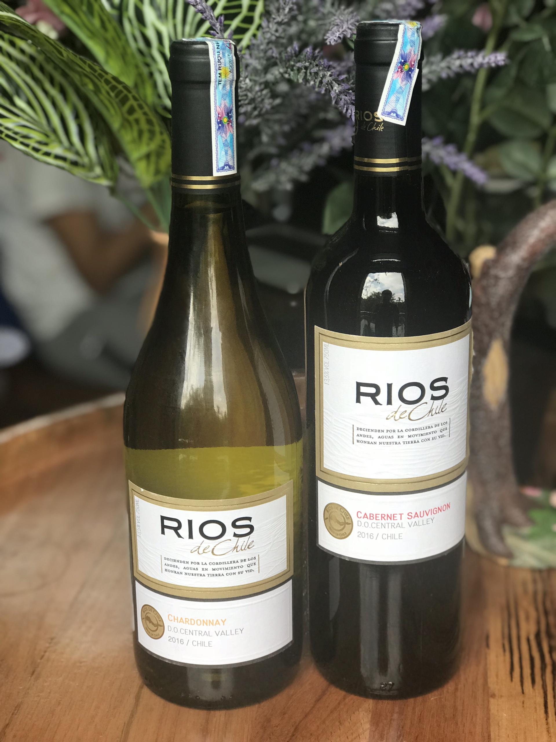 rượu vang Chile giá rẻ Rios