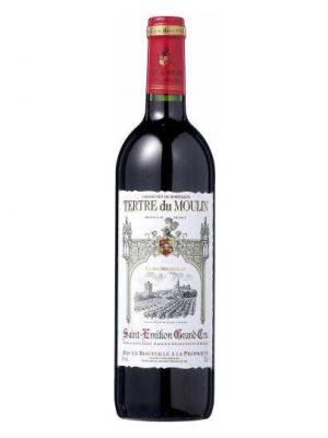 Rượu vang Tertre du Moulin Saint Emilion Grand Cru