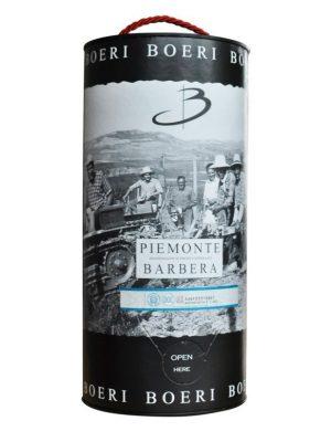 Vang Boeri Piemonte Barbera bịch 3 lít