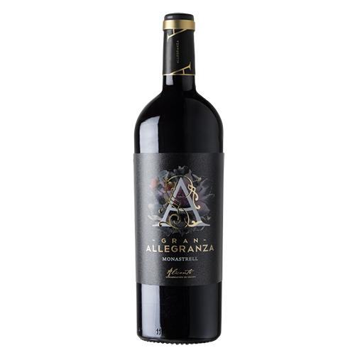 Rượu vang Allegranza Gran Monnastrell