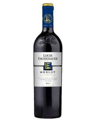 Rượu vang Louis Eschenauer Merlot