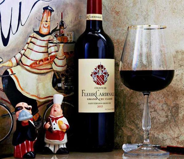 Điền trang Château Fleur Cardinale