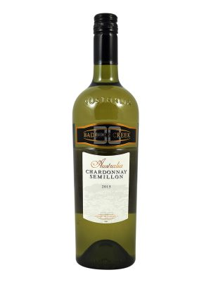 Badgers Creek Australia Chardonnay Semillon