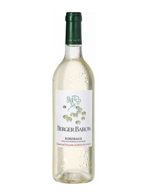 Bordeaux Baron Philippe de Rothschild Berger White