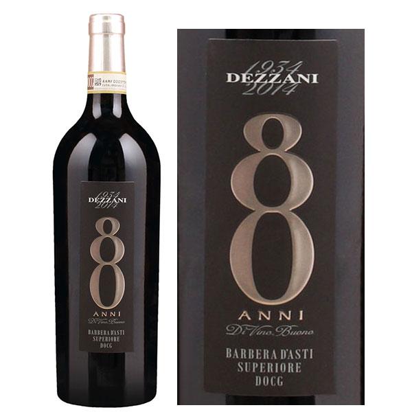 Rượu-Vang-Dezzani-80-Anni-Docg-Barbera