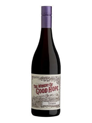The Winery Of Good Hope Mountainside Shiraz
