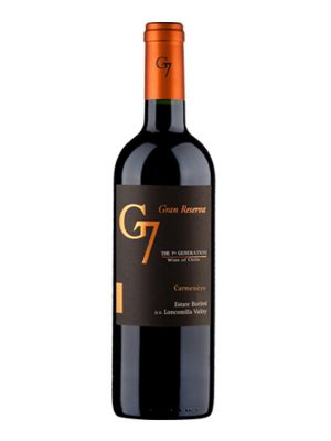 G7 Gran Reserva Cabernet Sauvignon