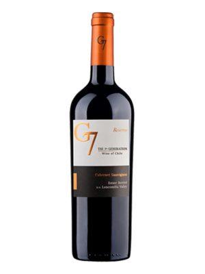 G7 Reserva Cabernet Sauvignon
