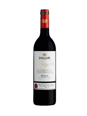 Delor Heritage 1864 Bordeaux Rouge