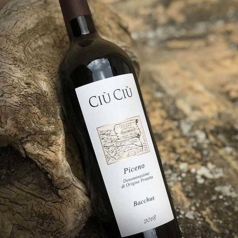 Vang Ciù Ciù Piceno Bacchus