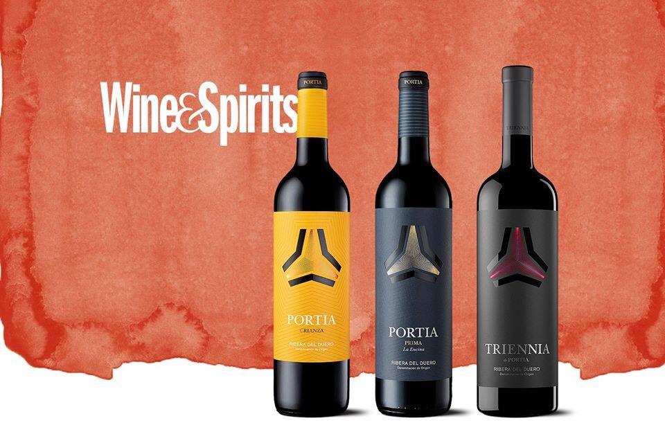 Bộ 3 chai rượu vang Portia Ý