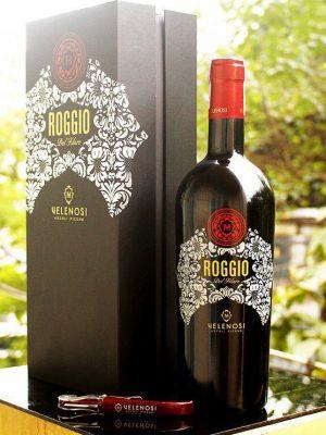 Hộp quà vang Roggio