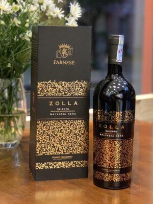 Hộp quà vang Zolla