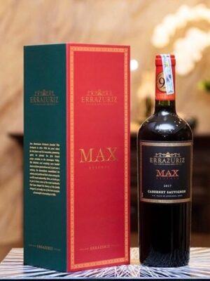 Hộp quà vang Max Cabernet Sauvignon