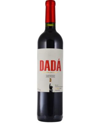 Dada art wine 3