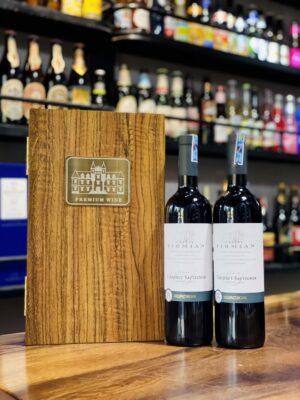Hộp quà 2 chai vang Ý Firmian Cabernet Sauvignon