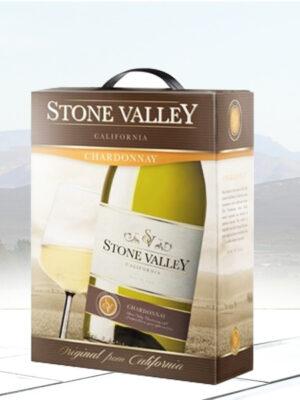 Vang Bịch Stone Valley Chardonnay
