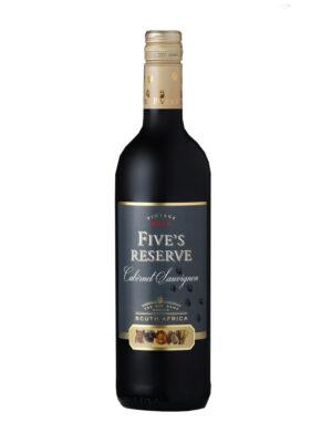 Vang Five's Reserve Cabernet Sauvignon