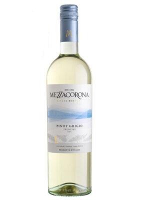 Vang Mezzacorona Pinot Grigio