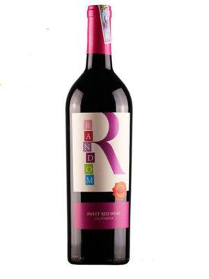 Vang Random Sweet Red Wine