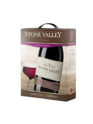 Vang Bịch Stone Valley Zinfandel