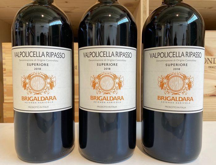 Vang Ý Brigaldara Valpolicella Ripasso Superiore
