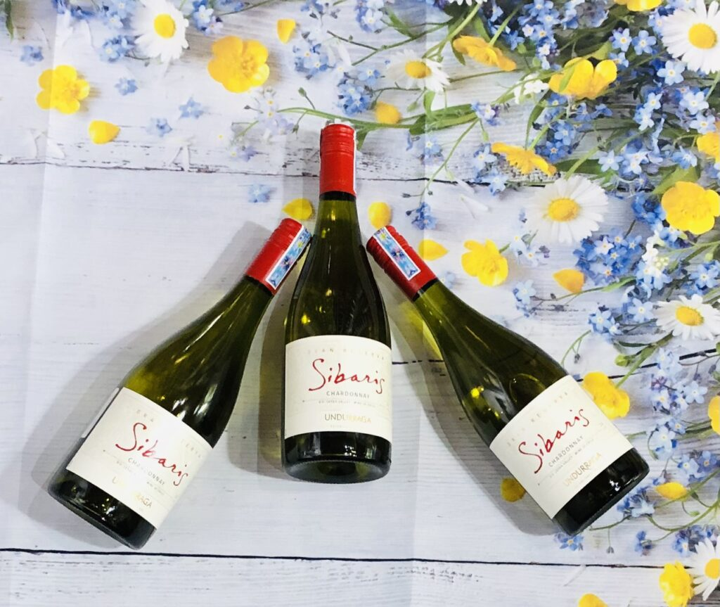 Vang trắng Sibaris Gran Reserva Chardonnay