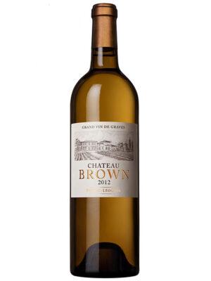 Vang Château Brown Blanc