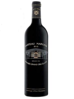Vang Grand Vin Château Margaux, Premier Grand Cru Classés 2015