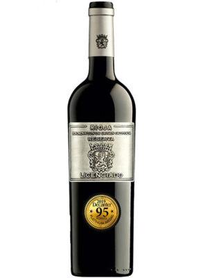 Vang Licenciado Rioja Reserva