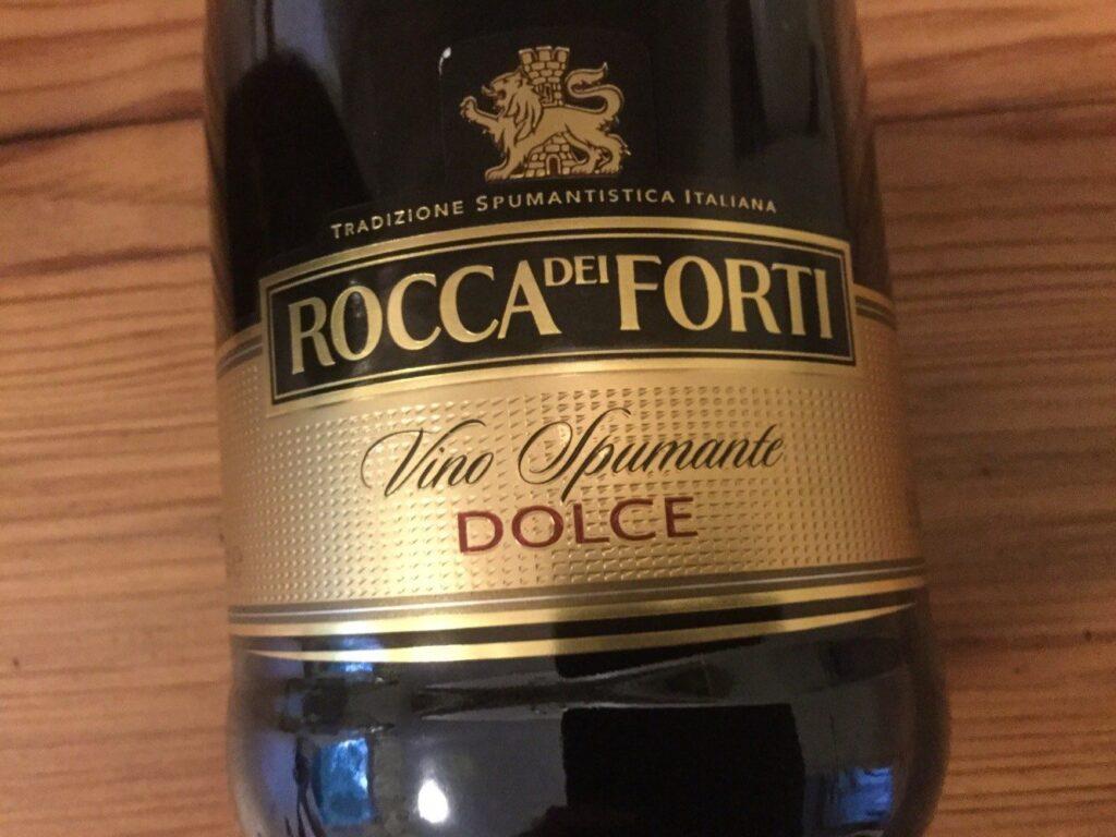 Rocca Dei Forti Spumante Dolce