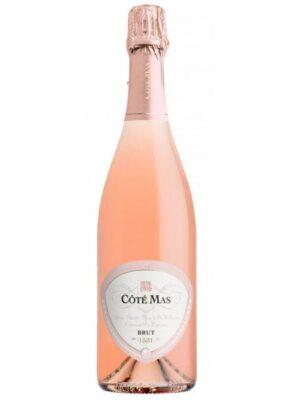 Cote Mas Cremant De Limoux Rose Brut